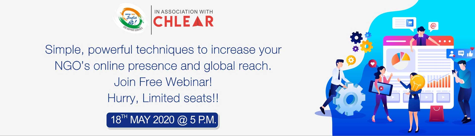 CHLEAR - A Global Business Solutions Agency