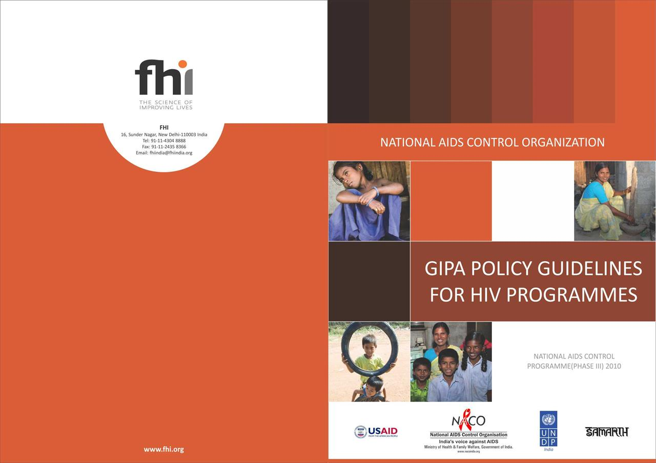 Brochure for FHI